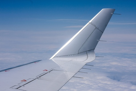 A330 wing tip