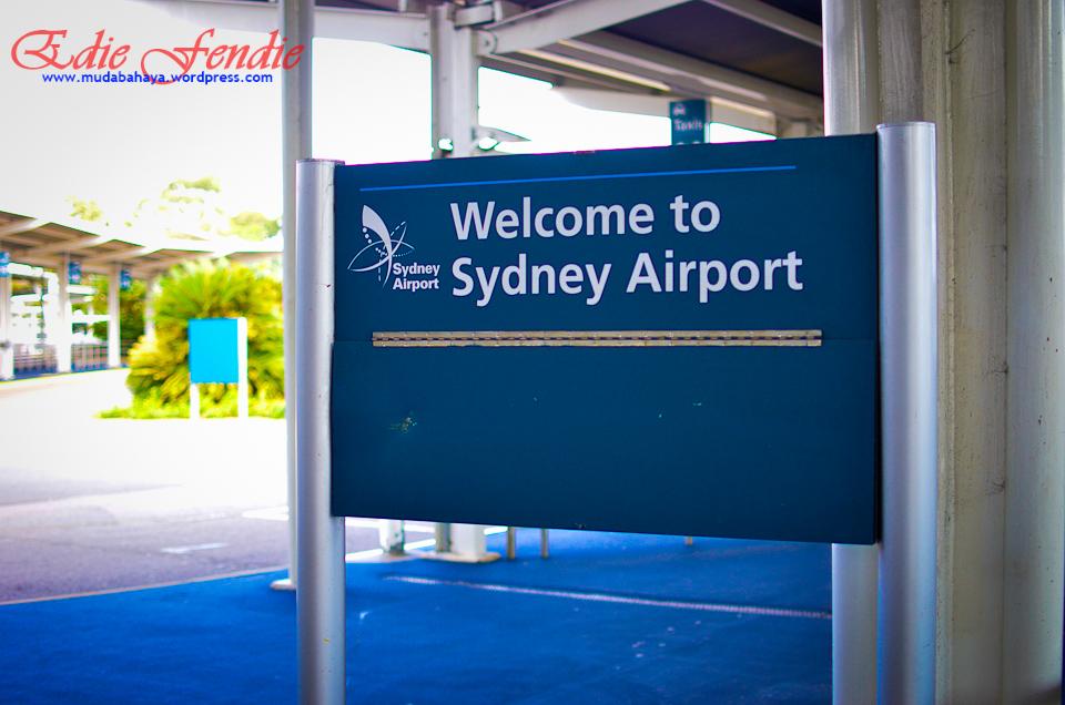 Sydney – Day 1 | MudaBahaya