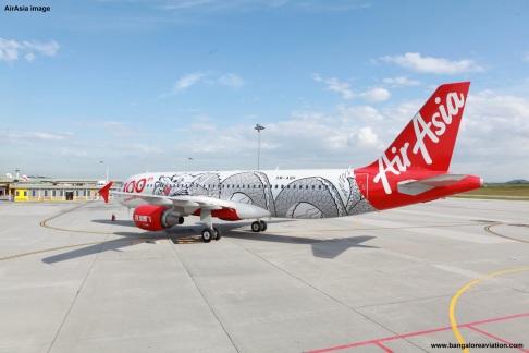 AirAsia_100th_Airbus_A320_9M-AQH_Dragon_Livery