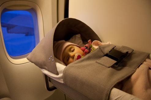 Baby-Bassinet-Flight