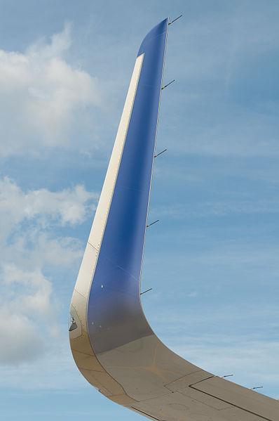 398px-Sharklet_of_F-WWIQ_Airbus_A320_ILA_2012_05